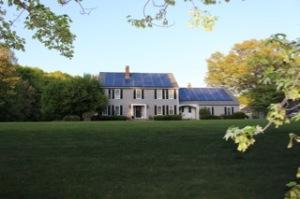 solarpanels running